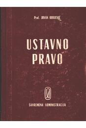 Ustavno Pravo - Régikönyvek