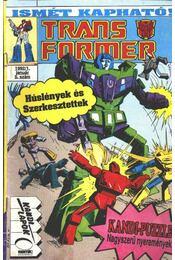 Transformer 1992/1. január 5. szám - Régikönyvek