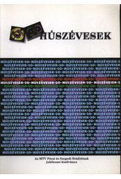 Húszévesek (dedikált) - Régikönyvek