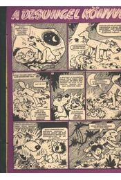 A dzsungel könyve 1971. (11-22. szám 12. rész) - Régikönyvek