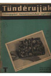 Tündérujjak 1936. december XII. évf. 12 (140. ) szám - Régikönyvek