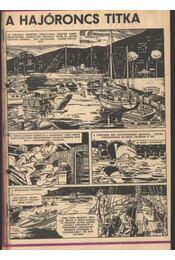 A hajóroncs titka 1977. (58-78 szám 16. rész) - Régikönyvek