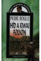 Híd a Kwai folyón - Régikönyvek