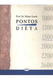 Pontos diéta - Régikönyvek