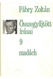 Fábry Zoltán összegyűjtött írásai 9. kötet (1959-1963) - Régikönyvek