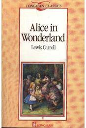Alice in Wonderland - Régikönyvek