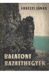 Balatoni bazalthegyek - Régikönyvek
