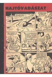 Hajtóvadászat ( Füles1971. 2-4 szám 1-3 rész) - Régikönyvek