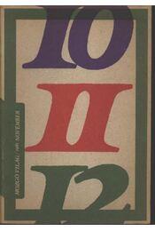 Mozgó Világ 1981/11. - Régikönyvek