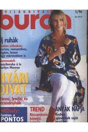 Burda 1996/5. május - Régikönyvek