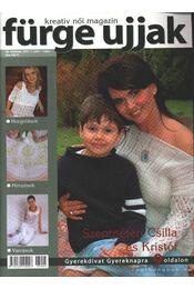 Fürge ujjak 2005. 5. szám május - Régikönyvek