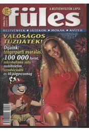 Füles 2004. 34-35., 38., 40-41., 49-52. szám - Régikönyvek