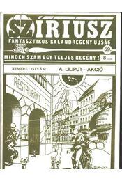 Szíriusz 8. szám - Régikönyvek