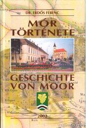 Mór története - Régikönyvek