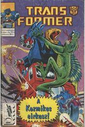 Transformer 1992/5. 9. szám - Régikönyvek