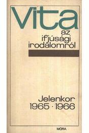 Jelenkor 1965-1966 - Régikönyvek