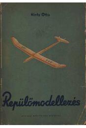 Repülőmodellezés - Régikönyvek