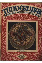 Tündérujjak 1930. április 4. szám - Régikönyvek