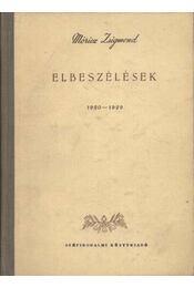 Elbeszélések 1920-1929 - Régikönyvek