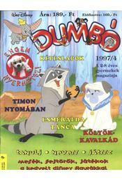 Dumbó 1997/4 - Régikönyvek