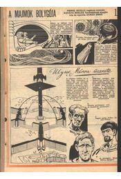 A majmok bolygója 1980. (15-28. szám 14. rész) - Régikönyvek