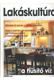 Lakáskultúra 2001/7. július - Régikönyvek