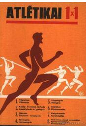 Atlétikai 1x1 - Régikönyvek