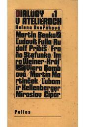Dialógy v ateliéroch 1. - Régikönyvek