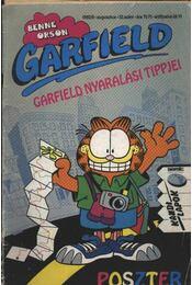 Garfield 1992/8. 32. szám - Régikönyvek
