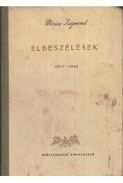 Elbeszélések 1937-1942 - Régikönyvek