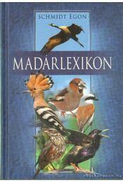 Madárlexikon - Régikönyvek