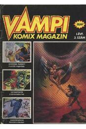 Vampi komisz magazin 1989. 1. évf 3. szám - Régikönyvek