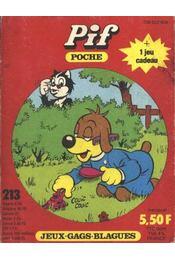 Pif Poche 213 - Régikönyvek