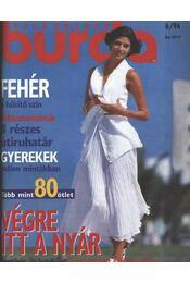 Burda 1996/6 - Régikönyvek