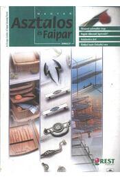 Magyar Asztalos és Faipar 2002/7. - Régikönyvek