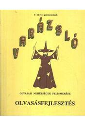 Varázsló - Régikönyvek