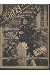 Kis Szinházi Élet 1935. 1. szám - Régikönyvek