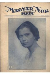 Magyar Nők Lapja II. évf. (1940) hiányos - Régikönyvek