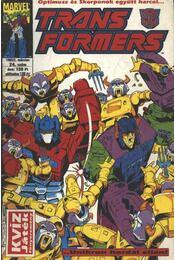 Transformers 1995/2. - Régikönyvek
