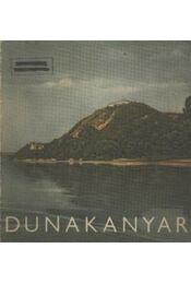 Dunakanyar - Régikönyvek