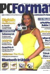 PC Format 2002. augusztus/30 - Régikönyvek