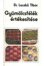 Gyümölcsfélék értékesítése - Régikönyvek