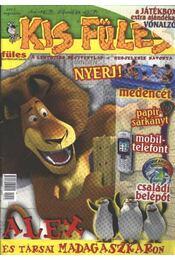 Kis Füles 2005/augusztus - Régikönyvek