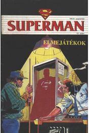 Superman 1991/9. szeptember 12. szám - Régikönyvek