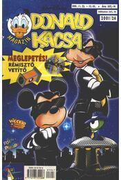 Donald Kacsa 2001/24 - Régikönyvek