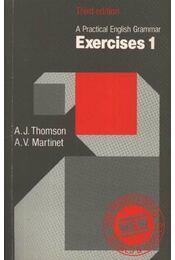 A Practical English Grammar Exercises 1 - Régikönyvek