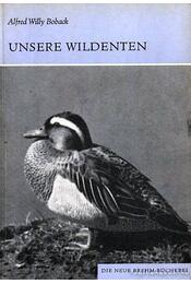 A vadkacsa (Unsere Wildenten) - Régikönyvek