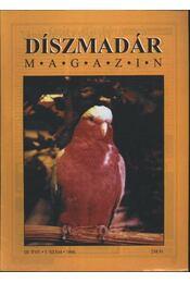 Díszmadár magazin 1996. év. (teljes) - Régikönyvek