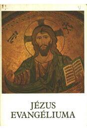Jézus evengéliuma - Régikönyvek
