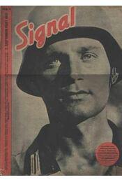 Signal 1943. szept. 2. füzet - Régikönyvek
